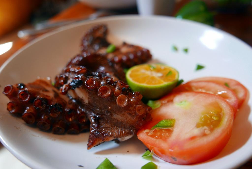 5. Biologisch eten in Tonga